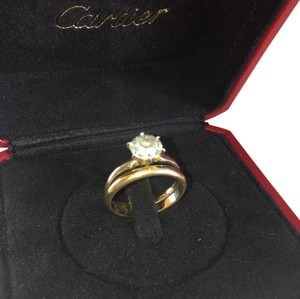 Cartier Yellow Gold Wedding Band