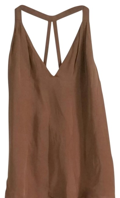 Preload https://img-static.tradesy.com/item/21167673/haute-hippie-brown-blouse-size-petite-2-xs-0-1-650-650.jpg