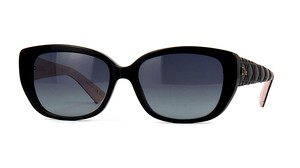 Dior NEW - DIOR LADY 2 SUNGLASSES - BLACK AND PINK -FREE SHIPPING