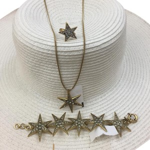 J.Crew 3pc Star Set