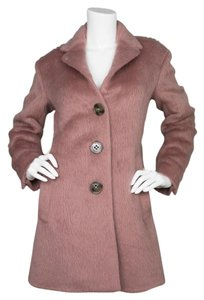 Burberry Prorsum Wool Top Pea Coat