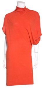 Stella McCartney short dress Orange on Tradesy