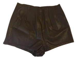 Pins and Needles Mini/Short Shorts Black