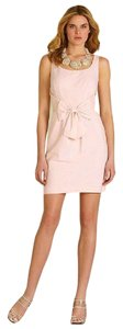 Daniel Cremieux short dress peach on Tradesy