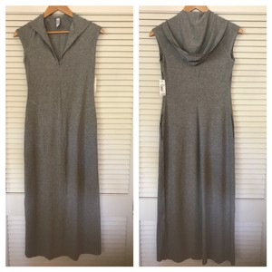 gray Maxi Dress by Laundry by Shelli Segal