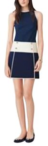 Tory Burch Top Royal Navy