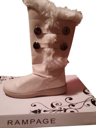 Rampage white Boots