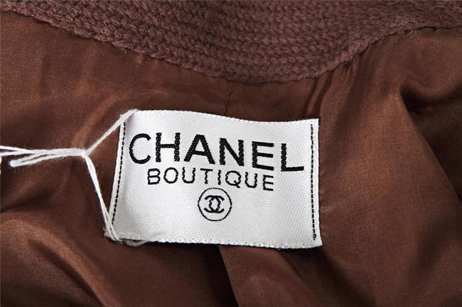 Chanel BROWN Jacket