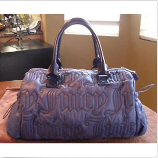 Juicy Couture Non-stop Nylon Satchel in Blue