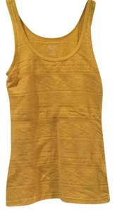 Mossimo Supply Co. Top Mustard Yellow