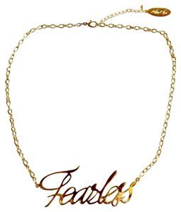 Adia Kibur Adia Kibur Fearless Necklace