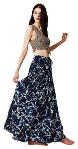 Band of Gypsies Skirt Blue