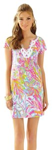 Lilly Pulitzer short dress Scuba To Cuba Brewster Brewster on Tradesy