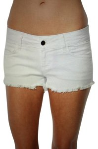Siwy Cut Off Shorts White-Lovespell