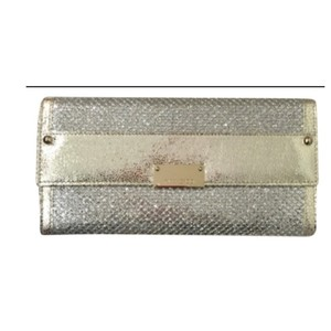 Jimmy Choo Gift Mother's Day Gold & Silver Clutch
