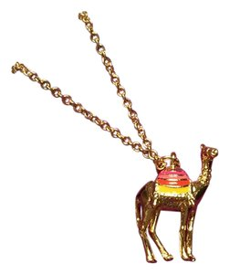 Kate Spade Kate Spade spice things up camel necklace