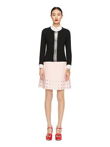 Kate Spade Black Embellished Steal The Spotlight Cardigan