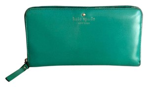 Kate Spade Tudor City Lacey Zip Around Long Leather Wallet