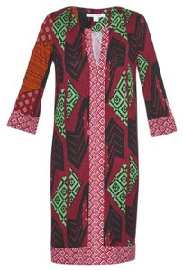 Diane von Furstenberg short dress Ethnic Collage Dvf Reina Dvf Reina on Tradesy