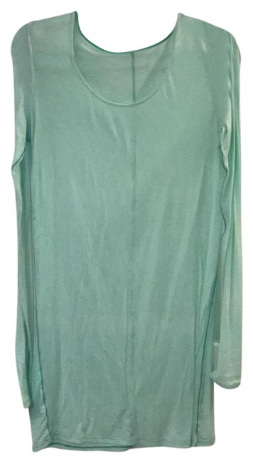 Item - Mint Green Sleeve Tunic Size 4 (S)