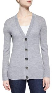 Tory Burch Simone Wool Sweater Cardigan