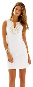 Lilly Pulitzer short dress Resort White 00 on Tradesy