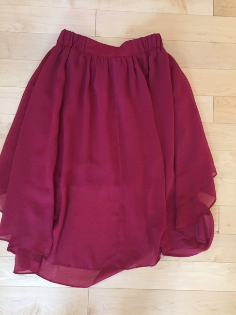 Urban Outfitters Skirt Scarlet