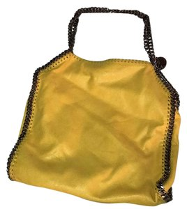 Stella McCartney Tote in right yellow