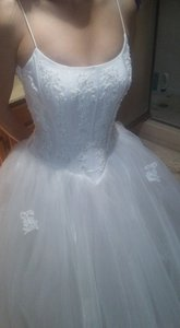 Oleg Cassini Oleg Cassini Wedding Dress. Wedding Dress