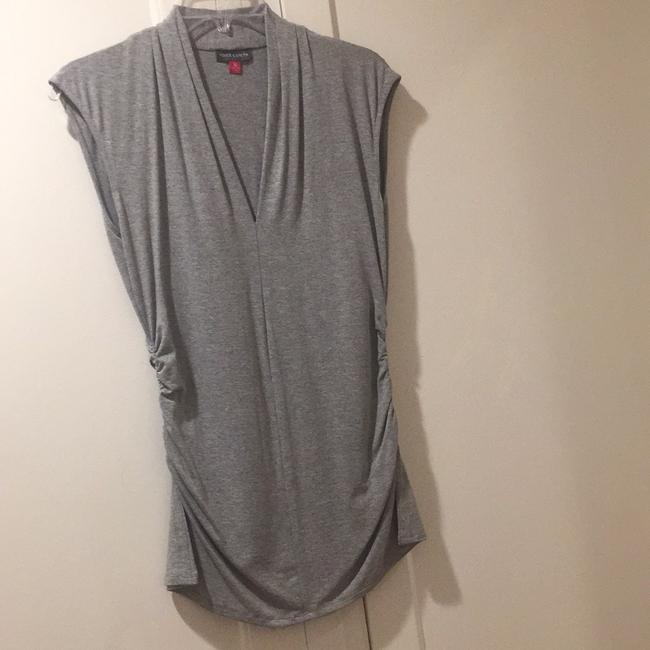 Preload https://item1.tradesy.com/images/vince-camuto-tank-top-grey-21170470-0-0.jpg?width=400&height=650