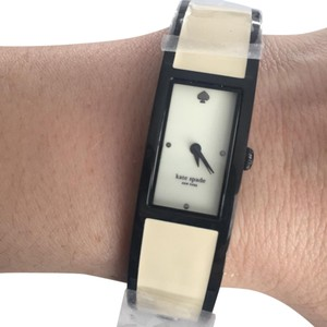 Kate Spade Cream Carousel Bangle Watch