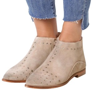 Free People taupe beige Boots