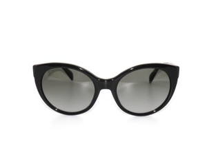 Prada Prada SPR 23O Black, Grey Gradient Cat Eye Women`s Sunglasses