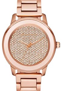 Michael Kors Michael Kors Kinley Swarovski Rose Gold Watch MK6210 LIMITED EDITION