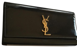 Saint Laurent Black Clutch