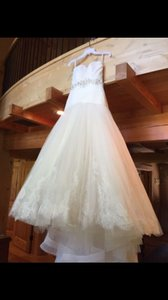 Enzoani Blue-darwin Wedding Dress