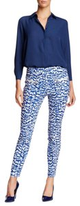 insight Blue Cheetah Leggings