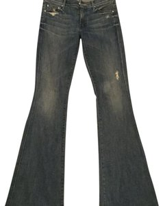 Mother Flare Leg Jeans-Light Wash