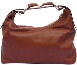 Gucci New With Tags Horsebit Hobo Bag