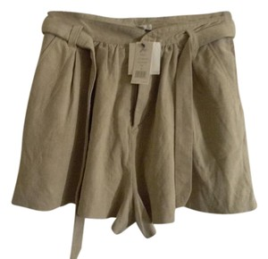 Joie Dress Shorts Taupe