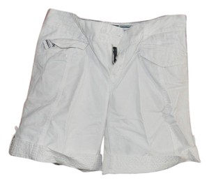 Lucky Brand Bermuda Shorts White