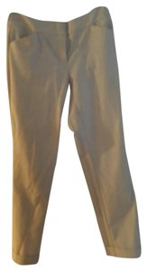 New York & Company Trouser Pants Beige
