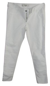 Abercrombie & Fitch Skinny Pants Winter White