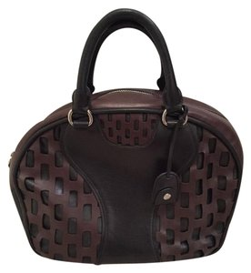 Miu Miu Satchel in Black & Brown