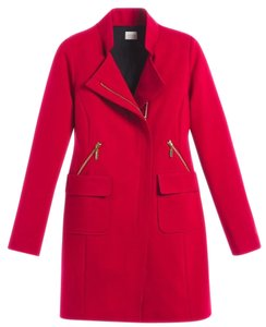 Chico's Raspberry Red Jacket