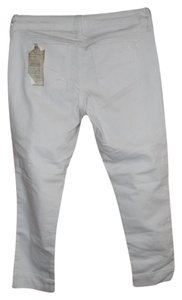 SOLD Design Lab Capri/Cropped Denim-Light Wash