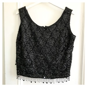 Vintage Item Top black