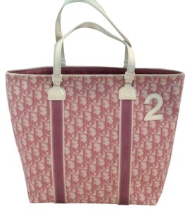 Dior Girly Tote in Pink