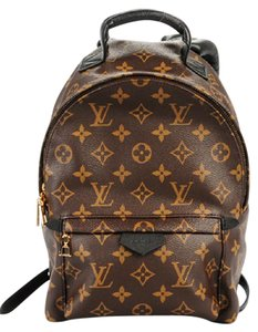 Louis Vuitton Palm Springs Weekend Travel Handbags Wallets Backpack
