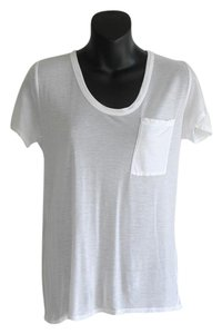 Club Monaco T Shirt white